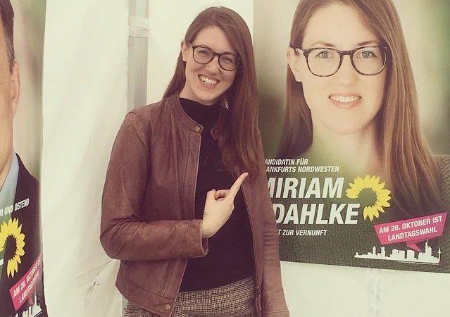 Miriam Dahlke